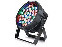 ADEL) MULTIFORM LED MULTISPOT GII HS5034 RGBAW HIGH POWER LED METAL BULK BUY