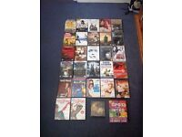 DVD collection for Sale (£25) (or nearest offer)