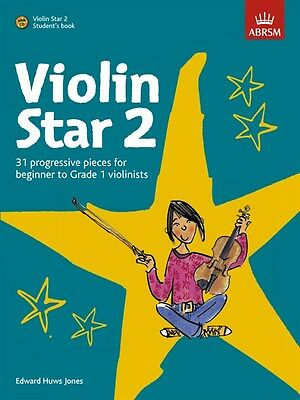 ABRSM Violin Star Book 2  - Same Day P+P