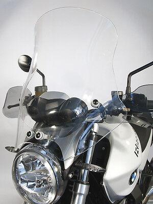 Windschild BMW R1200R alle Baujahre Verkleidungsscheibe Windshield Screen gebraucht kaufen  Kruft