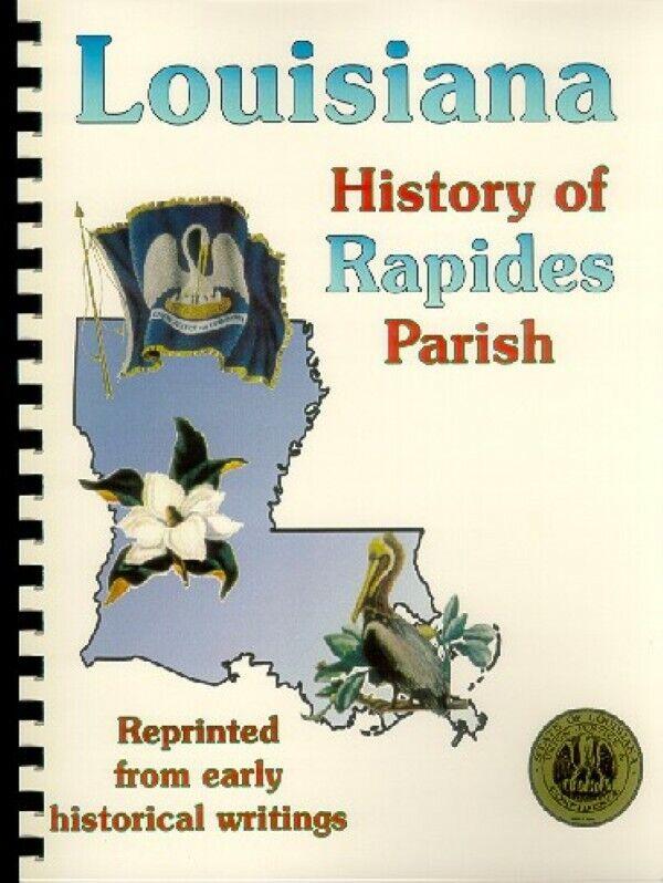 History of Rapides Parish Louisiana