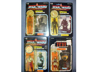 Wanted Star Wars Vintage Toys 1977 to 1985