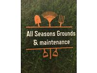 All seasons grounds and maintenance