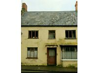 I buy old unloved houses