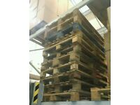 Pallets for sale £1 each