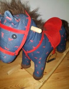 Rocking horse Clearview Port Adelaide Area Preview