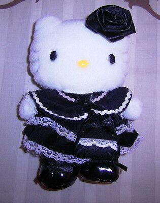 Hello Kitty Gothic Lolita Plüsch Plush Novala Takemoto Btssb Sanrio Japan 2006