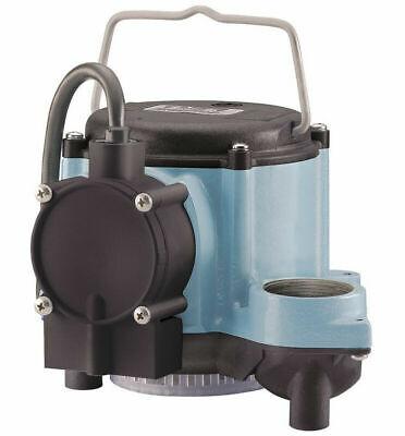 1.5 1/3 HP Big John Submersible Sump Pump - GPM / Volts / Co