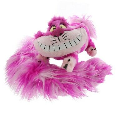 Alice In Wonderland Cheshire Cat Plush Disney Parks Long Tail Scarf Boa 54