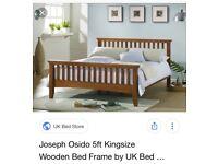 Joseph Joseph Double Bed Frame