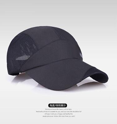 Mesh Cap China (Damen Herren Caps Basecap Mütze Kappe Hut Mesh Sport Einstellbare Schirmmützen)