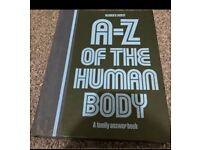 Readers digest A-Z of the human body