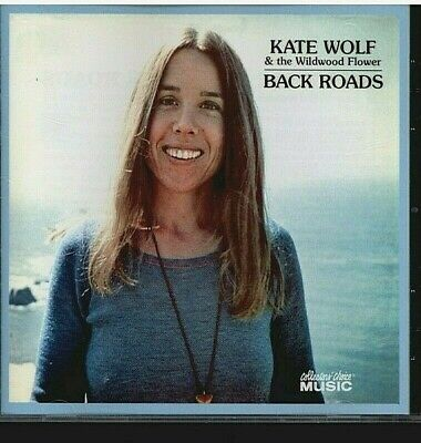 KATE WOLF Back Roads CCM 12 TRACK PROMO NEW AND SEALED THE LAST COMPACT DISC
