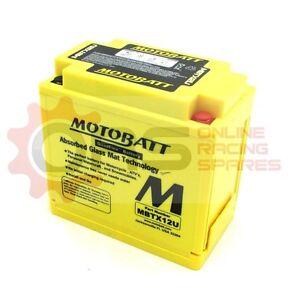 MBTX12U-MOTOBATT-BATTERY-TRIUMPH-T600-800-BONNEVILLE-T100-SPEEDMASTER-AMERICA