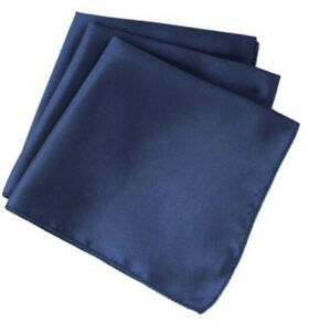Navy fabric napkins