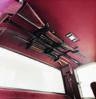 NEW Big Sky Racks SBR-2G Telescoping Two Gun Skybar Series Truck Ceiling Rack