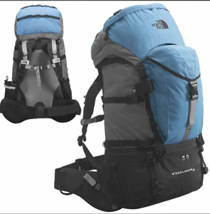 North Face Womens W'Badlands 65 backpack