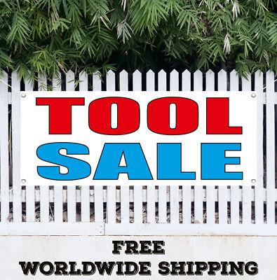 Banner Vinyl Tool Sale Advertising Sign Flag Gift Many Size