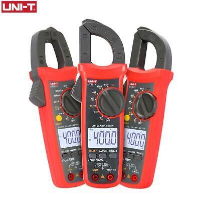 Uni-t Digital Clamp Meter Ut201 Ut202 Ut203 Ut204ac Dc Current Tester
