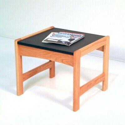 Scranton Co End Table In Light Oak