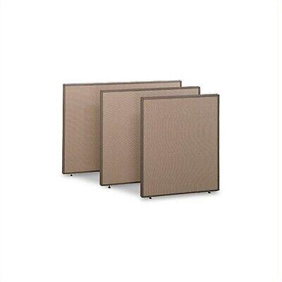 Bush Business Furniture ProPanels - 42H x 60W Panel in Harvest Tan