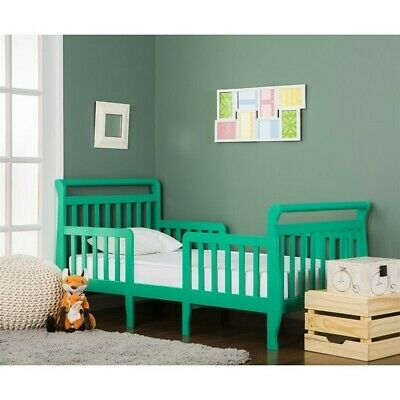 Dream On Me Emma 3-in-1 Convertible Toddler Bed - Emerald