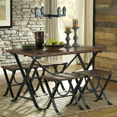 Kitchen Table Set For 4 Dining Room 5 Piece Casual Chairs St