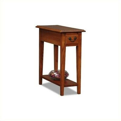 Favorite Finds Side Table in Medium Oak