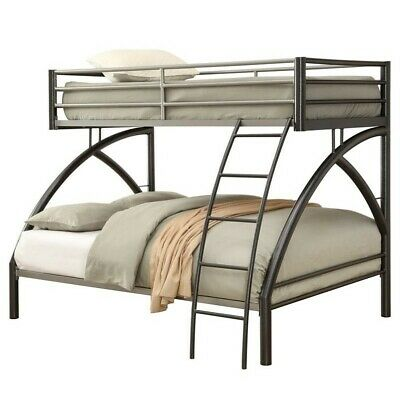 Coaster Twin over Full Bunk Bed in