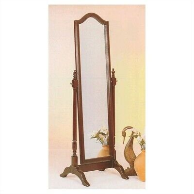 Coaster Arched Top Cheval Mirror in -