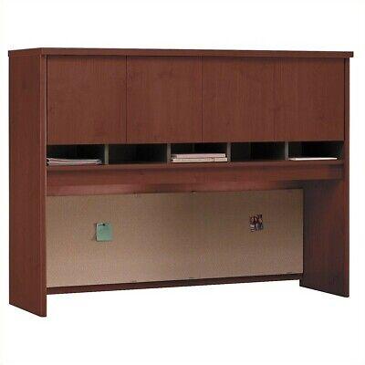 Bush Business Furniture Series C 60W Hutch in Hansen (Hansen Cherry Hutch)