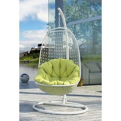 Modway Encounter Patio Swing Chair in -