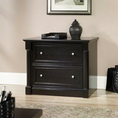 Sauder Palladia 2 Drawer File Cabinet In Wind Oak