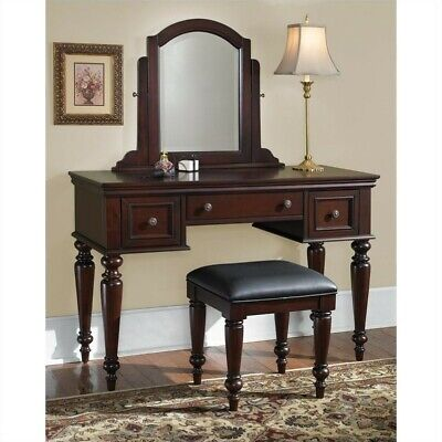 Home Styles Lafayette Vanity and Bench