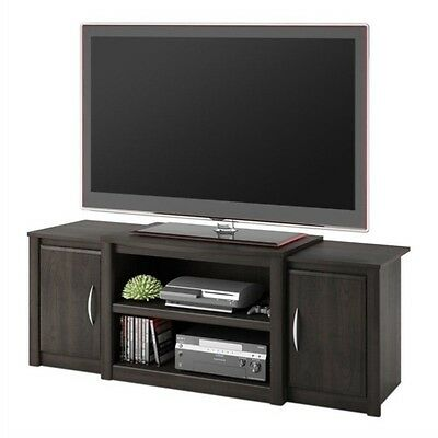"مكتبة تلفزيون جديد Ameriwood 62"" Wood TV Stand in Dark Cherry"