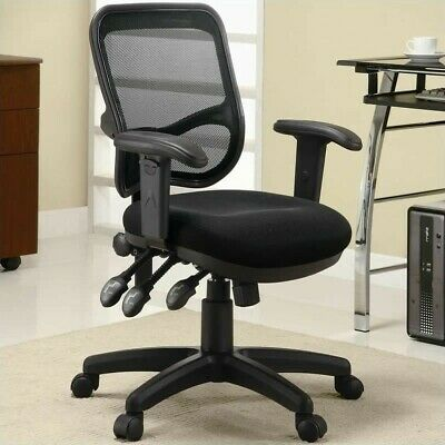 Coaster Office Chairs Contemporary Mesh Office Task (Contemporary Mesh Office Chair)