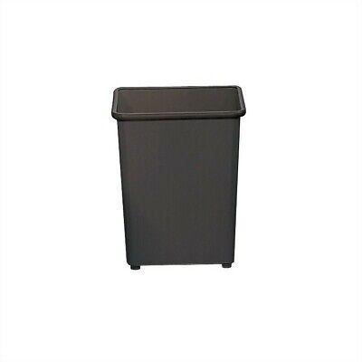 - Safco Black Square Wastebasket 31 Quart (Set of 3)