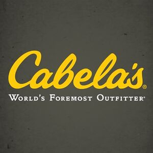 I will buy your Cabela's gift cards for cash today!
