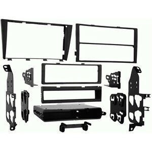 Metra 99-8151 Single/Double DIN Radio Stereo Dash Kit for 2001-2005 Lexus IS300