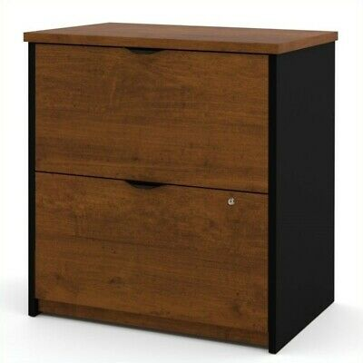 Bestar Innova 2 Drawer Lateral Wood File Cabinet