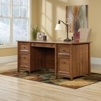 Sauder Edge Water Executive Desk in Auburn -