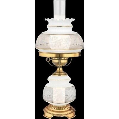 Quoizel Satin Lace Table Lamp in Florentine Silver Lace Traditional Table Lamp