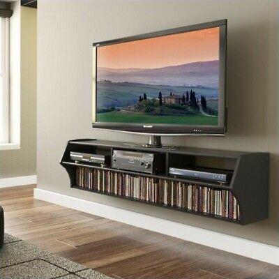 "Black Altus Plus 58"" Floating TV Stand"