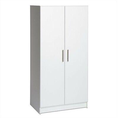 """Prepac Elite Storage 32"""" Wardrobe Armoire"""