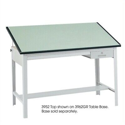 Safco 60x37.5 Precision Drafting Table Top