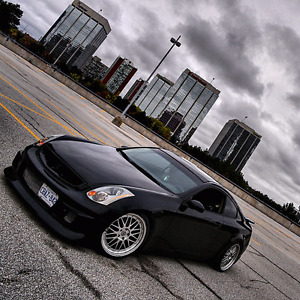 G35 Coupe **TASTEFULLY MODIFIED**