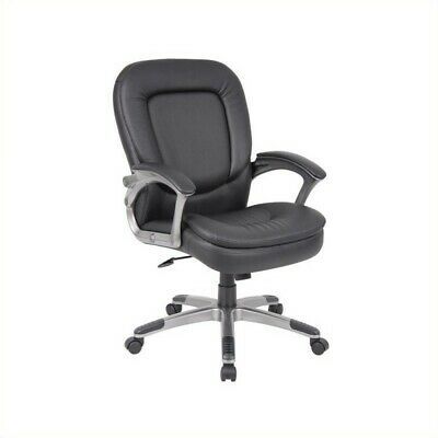 Boss Office Pillowtop Executive Mid Back Office Chair With Headrest