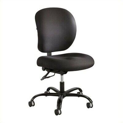 Scranton Co Armless Task Office Chair In Black