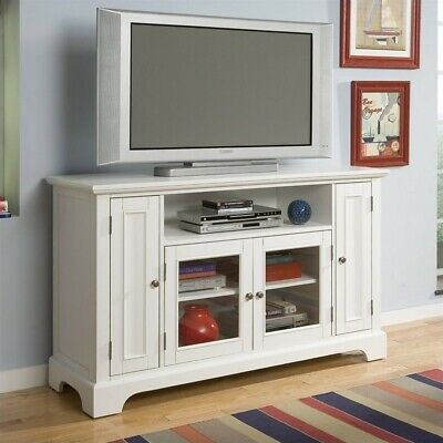 Home Credenza - Home Styles Naples Entertainment Credenza in White