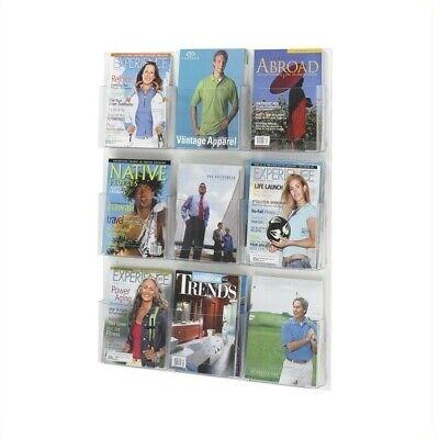 Safco Clear2c 9 Magazine - Clear2c Magazine